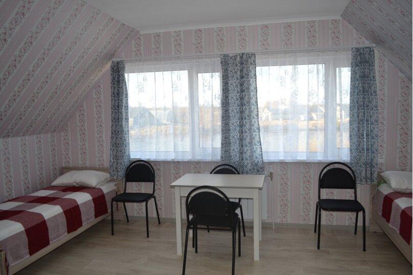 Дом на берегу реки Олонка, 100 кв.м. на 9 человек, 3 спальни, Зивчальская улица, 32А, Ильинский, Карелия - Фотография 4