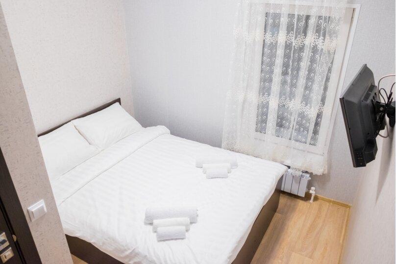 Стандартный с двуспальной кроватью, улица Державина, 11, Владивосток - Фотография 1