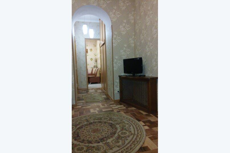 2-комн. квартира, 50 кв.м. на 4 человека, улица Энгельса, 2, Алушта - Фотография 7