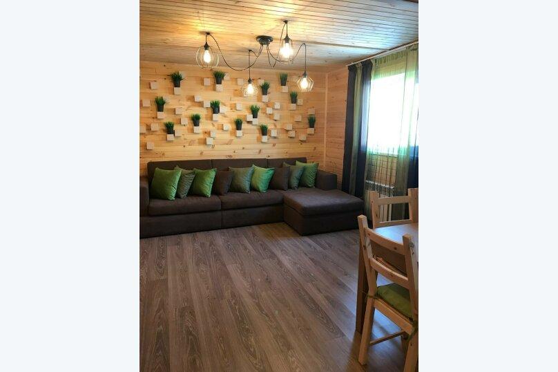 Коттедж под ключ, 135 кв.м. на 10 человек, 4 спальни, Строителей, 135, Шерегеш - Фотография 2