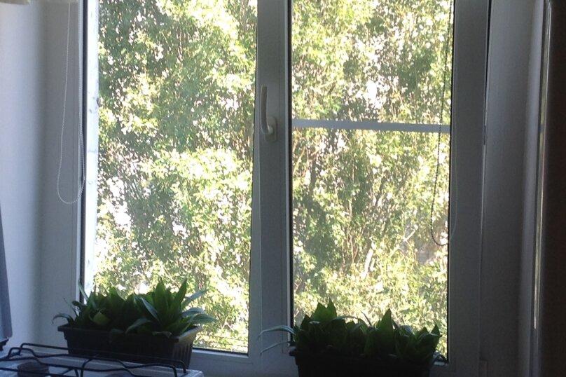 1-комн. квартира, 28 кв.м. на 4 человека, проезд Космонавтов, 34, Анапа - Фотография 1