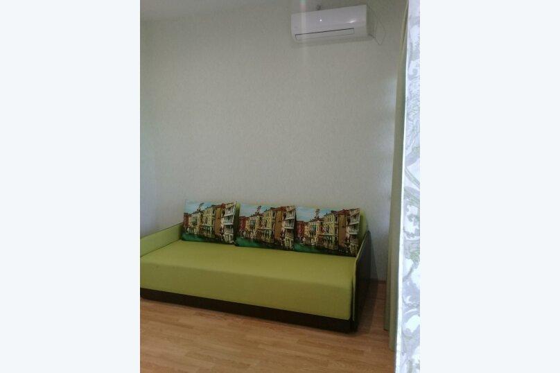 двухкомнатный(4) четырехместный номер, улица Коммунальников, 23, Феодосия - Фотография 10