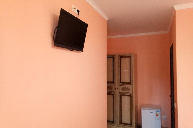двухместный стандарт с балконом, улица Попова, 19, Адлер - Фотография 3