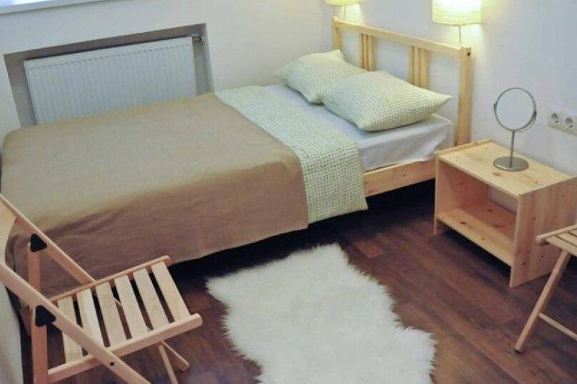 Двухместный с одной кроватью, улица Шевченко, 16А, Санкт-Петербург - Фотография 1