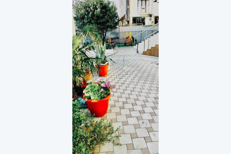 2-комн. квартира, 45 кв.м. на 4 человека, улица Просвещения, 148, Адлер - Фотография 16
