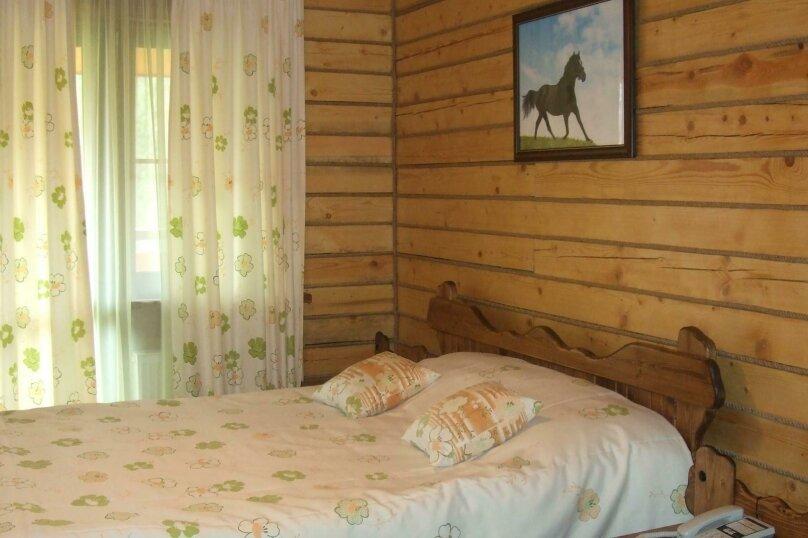 Двухместные покои с раздельными кроватями или с одной большой кроватью, д. Петриково, 6, Осташков - Фотография 4
