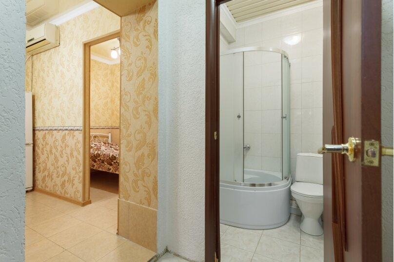"""1-комнатный """"эконом"""" (до 3 человек), Судакское шоссе, 4 а, Алушта - Фотография 2"""