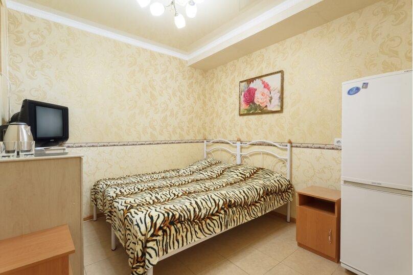 """1-комнатный """"эконом"""" (до 3 человек), Судакское шоссе, 4 а, Алушта - Фотография 1"""