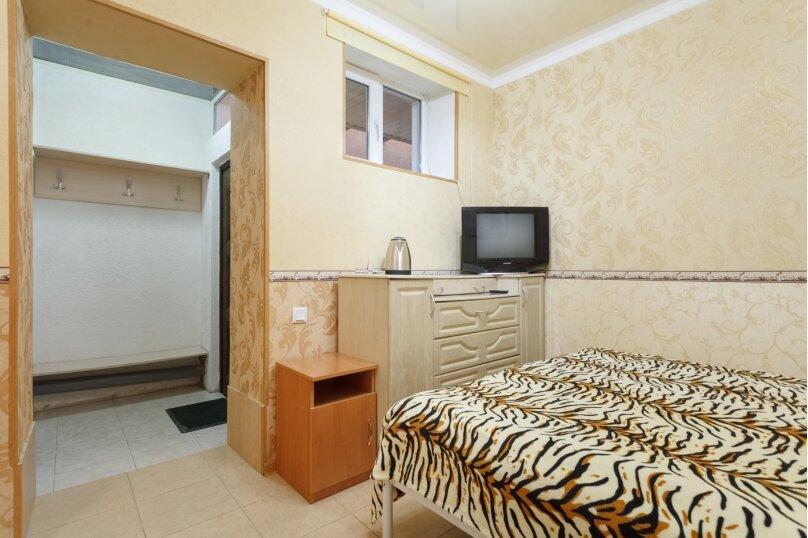 """1-комнатный """"эконом"""" (до 3 человек), Судакское шоссе, 4 а, Алушта - Фотография 4"""