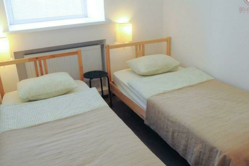 Двухместный с двумя кроватями, улица Шевченко, 16А, Санкт-Петербург - Фотография 1