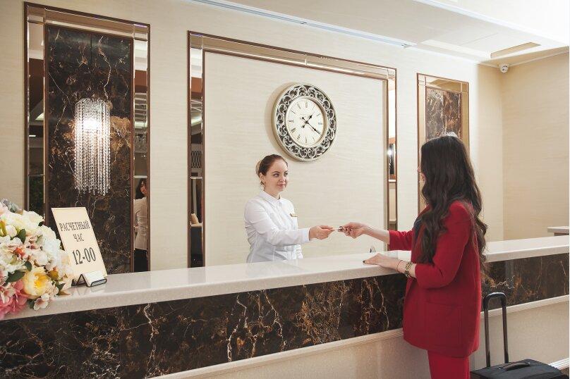 """Бизнес-отель """"МАСК"""", Иноземцево, ул. Гагарина на 101 номер - Фотография 36"""