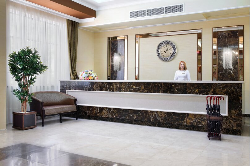 """Бизнес-отель """"МАСК"""", Иноземцево, ул. Гагарина на 101 номер - Фотография 37"""