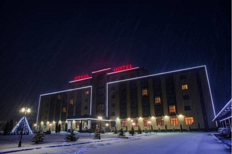 """Бизнес-отель """"МАСК"""", Иноземцево, ул. Гагарина на 101 номер - Фотография 38"""