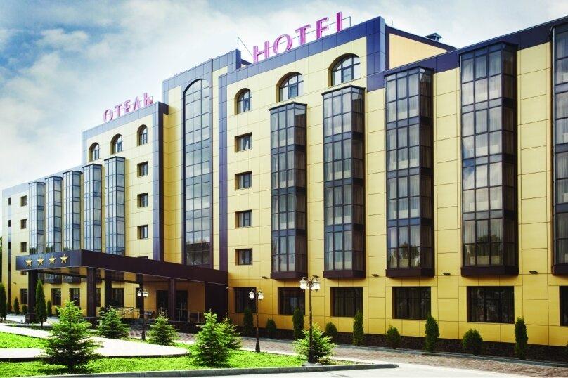 """Бизнес-отель """"МАСК"""", Иноземцево, ул. Гагарина на 101 номер - Фотография 1"""