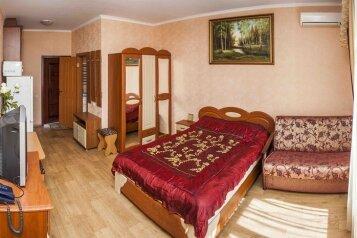 1-комн. квартира, 35 кв.м. на 5 человек, улица Розы Люксембург, Алупка - Фотография 1