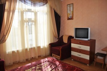 1-комн. квартира, 35 кв.м. на 5 человек, улица Розы Люксембург, Алупка - Фотография 3