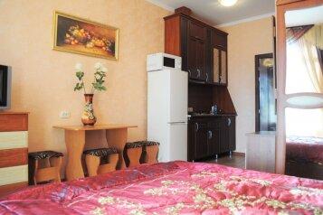 1-комн. квартира, 35 кв.м. на 5 человек, улица Розы Люксембург, Алупка - Фотография 4