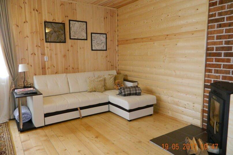 Западный дом, 70 кв.м. на 5 человек, 2 спальни, Западная, 1, Сортавала - Фотография 4