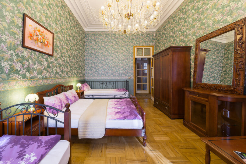 Семейный четырехместный с общей ванной, Тверская улица, 12с7, Москва - Фотография 2