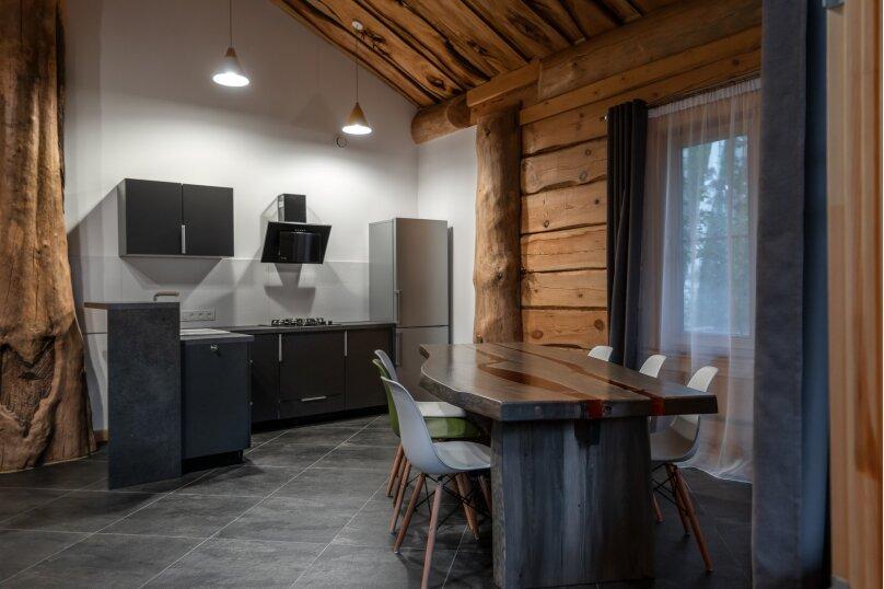 Гостевой дом, 150 кв.м. на 9 человек, 3 спальни, Волжская, 1, Некрасовское - Фотография 2