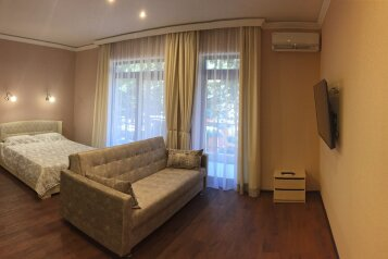 1-комн. квартира, 37 кв.м. на 4 человека, улица Горького, Алушта - Фотография 1