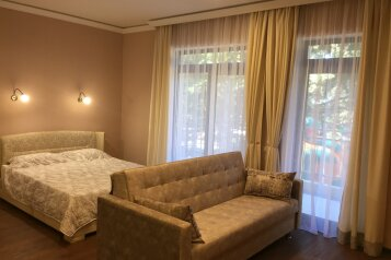 1-комн. квартира, 37 кв.м. на 4 человека, улица Горького, Алушта - Фотография 2