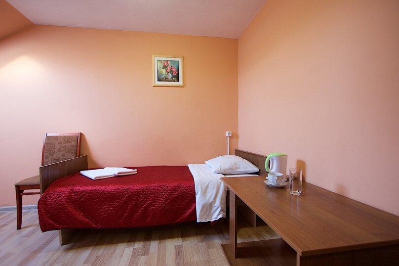 Эконом с односпальной кроватью, улица Керамзавода, 19с1, Рязань - Фотография 1