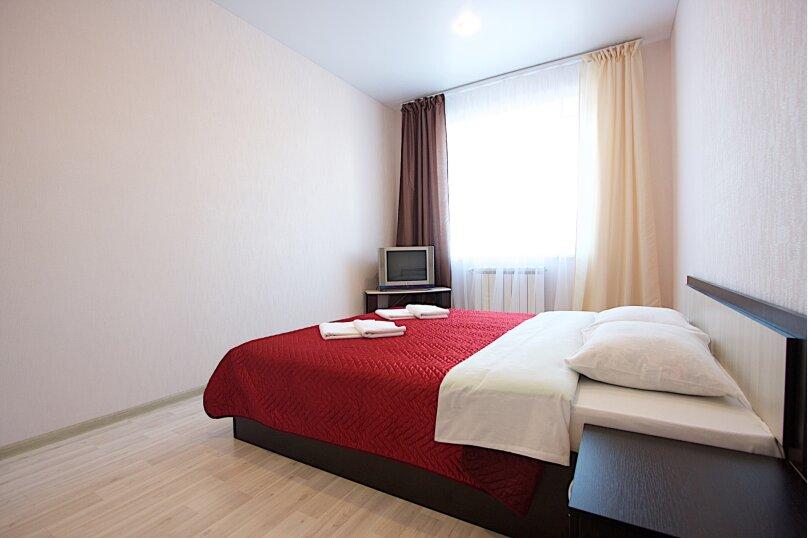 Стандарт с двуспальной кроватью, улица Керамзавода, 19с1, Рязань - Фотография 1