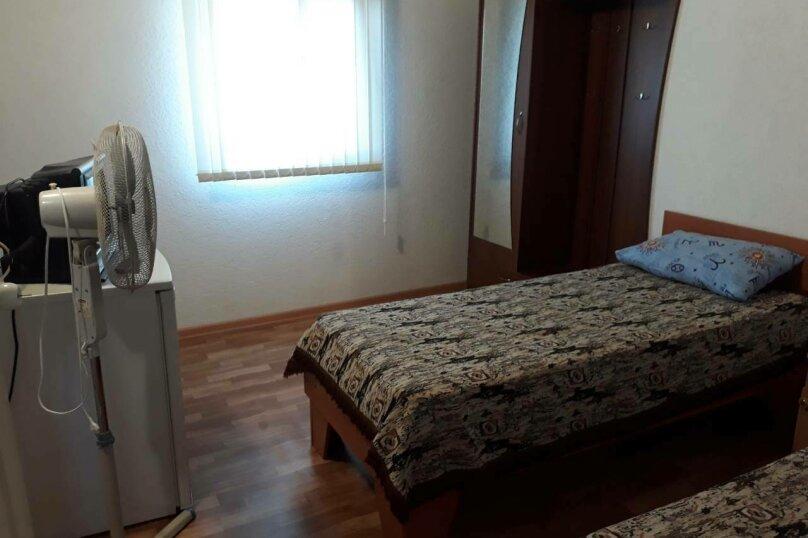 Стандарт 5-ти местный ( двух комнатный) , Луговая улица, 22А, Черноморское - Фотография 1