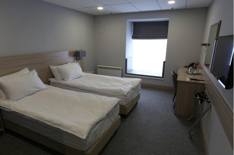 Двухместный номер с двумя раздельными кроватями, Комсомольская площадь, 3, Москва - Фотография 6