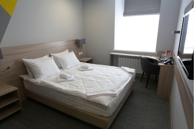 Двухместный номер с одной двуспальной кроватью, Комсомольская площадь, 3, Москва - Фотография 3