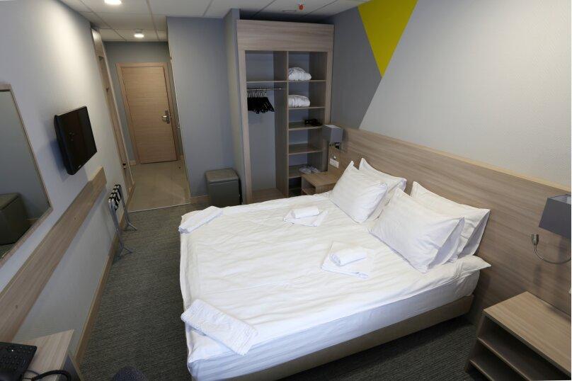 Двухместный номер с одной двуспальной кроватью, Комсомольская площадь, 3, Москва - Фотография 4