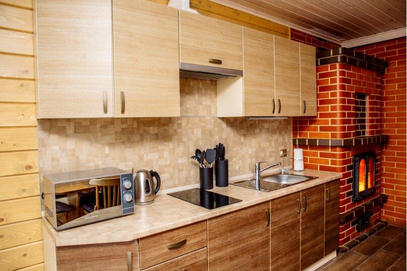 Гостевой дом, 60 кв.м. на 6 человек, 2 спальни, п. Сорола, 999, Лахденпохья - Фотография 3