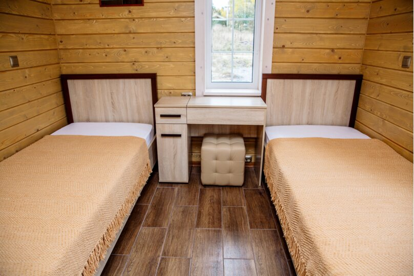 Гостевой дом, 60 кв.м. на 6 человек, 2 спальни, п. Сорола, 999, Лахденпохья - Фотография 9