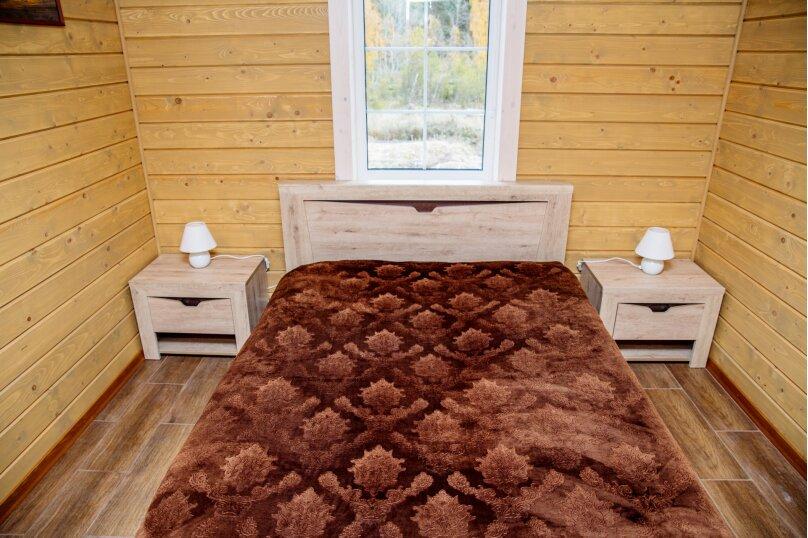 Гостевой дом, 60 кв.м. на 6 человек, 2 спальни, п. Сорола, 999, Лахденпохья - Фотография 12