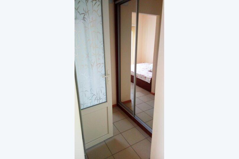 Люкс 4-х местный, Заозёрное, Прибой-2, Вишнёвая улица, 7, Евпатория - Фотография 6
