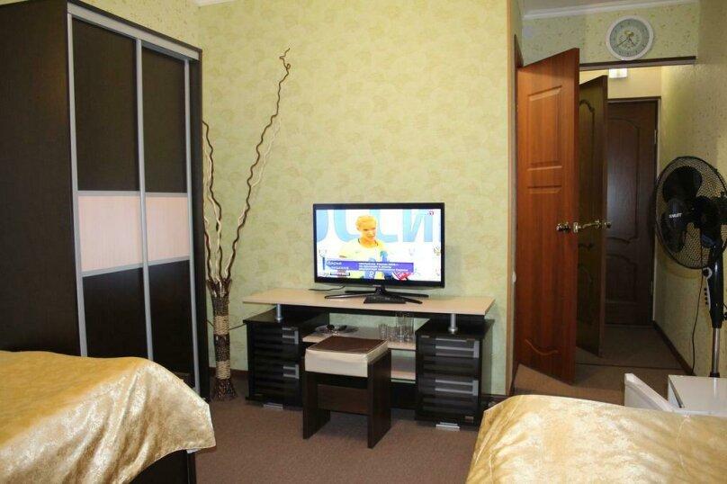Двухместный с 2 отдельными кроватями и собственной ванной комнатой, 9-й переулок, 6, Пятигорск - Фотография 1
