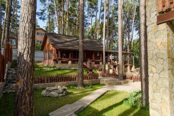 Дом на базе отдыха, 300 кв.м. на 15 человек, 5 спален, с. Сосновка, Солнечная улица, Новосибирск - Фотография 4