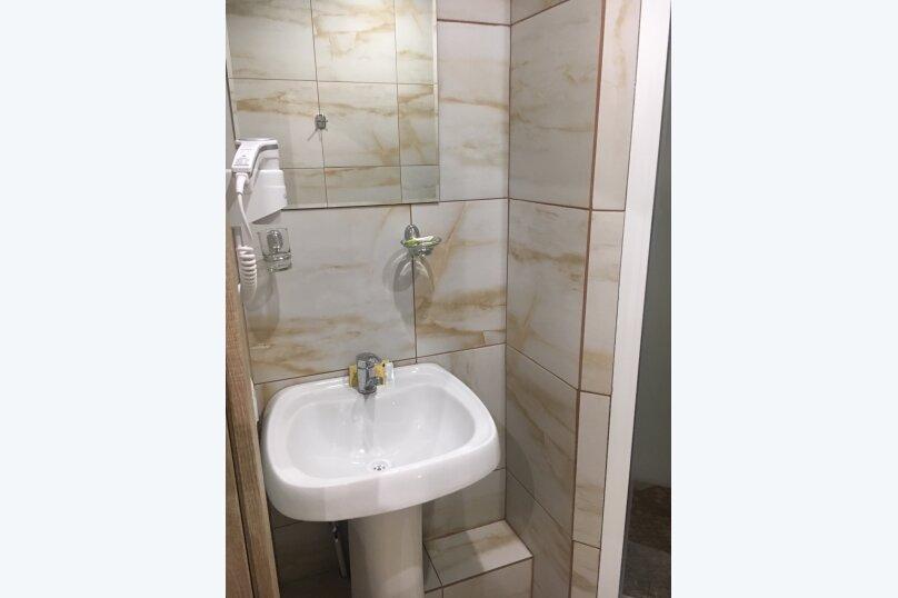 Двухместный номер COLIBRI #5 категории стандарт с круглой двухспальной кроватью и собственной ванной комнатой, Красногорский бульвар, 24, Красногорск - Фотография 3