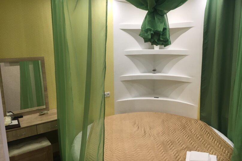 Двухместный номер COLIBRI #5 категории стандарт с круглой двухспальной кроватью и собственной ванной комнатой, Красногорский бульвар, 24, Красногорск - Фотография 4