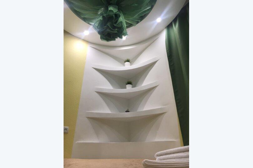 Двухместный номер COLIBRI #5 категории стандарт с круглой двухспальной кроватью и собственной ванной комнатой, Красногорский бульвар, 24, Красногорск - Фотография 7