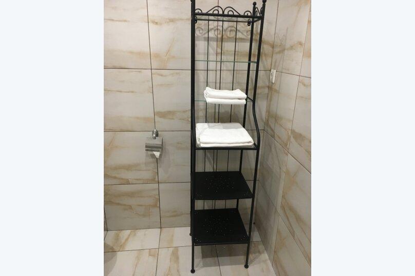 Номер полулюкс CROCUS #6 с двуспальной кроватью, джаккузи в собственной ванной комнатой, Красногорский бульвар, 24, Красногорск - Фотография 6