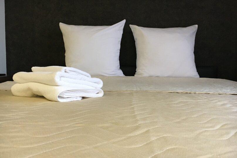 Номер полулюкс CROCUS #6 с двуспальной кроватью, джаккузи в собственной ванной комнатой, Красногорский бульвар, 24, Красногорск - Фотография 7