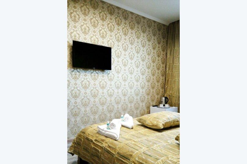 Двухместный номер STREET #7 с видом на Крокус Экспо, с двухспальной кроватью и собственной ванной комнатой, Красногорский бульвар, 24, Красногорск - Фотография 2