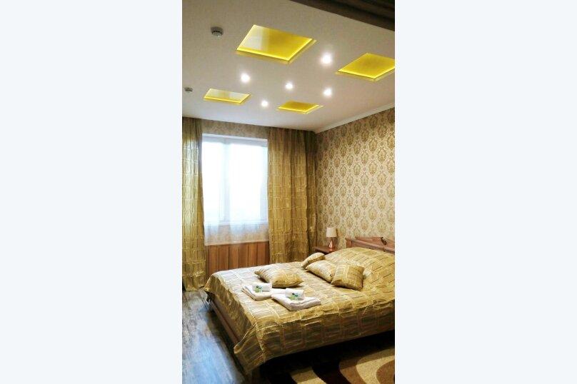 Двухместный номер STREET #7 с видом на Крокус Экспо, с двухспальной кроватью и собственной ванной комнатой, Красногорский бульвар, 24, Красногорск - Фотография 4