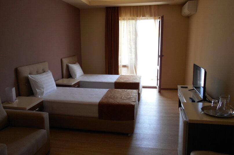 Superior («превосходный») с классификацией размещения TWN (Twin Room)- две односпальные кровати. , проспект Аиааира, 14, Сухум - Фотография 1