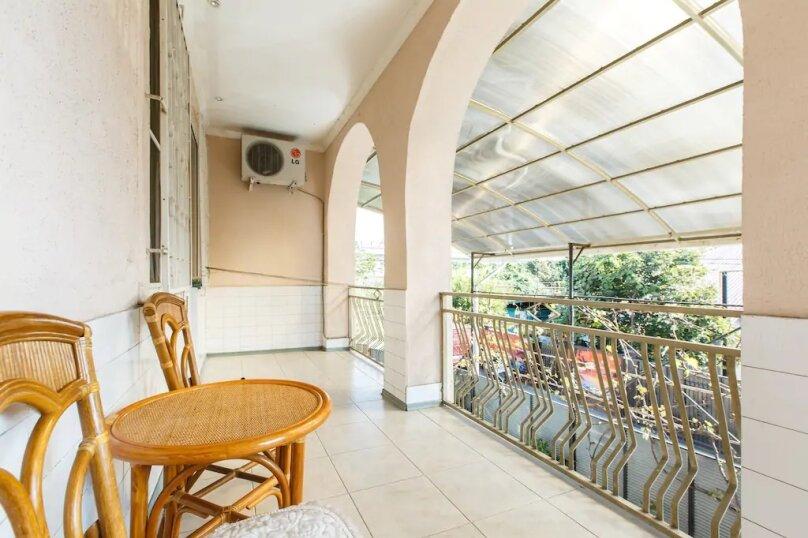 Половина дома под ключ, 75 кв.м. на 6 человек, 2 спальни, Насыпная улица, 11В, Адлер - Фотография 6