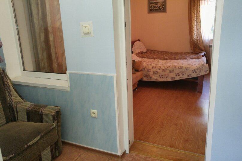1-комн. квартира, 35 кв.м. на 5 человек, улица Дражинского, 22, Ялта - Фотография 35