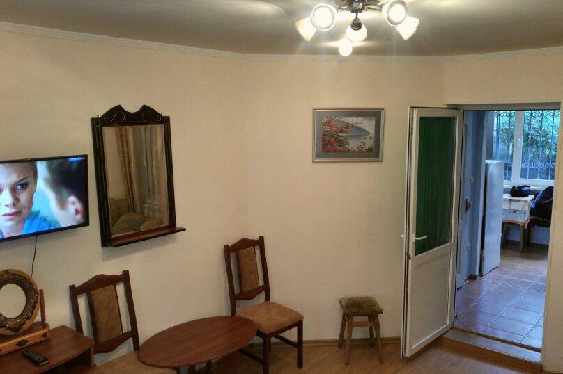 1-комн. квартира, 35 кв.м. на 5 человек, улица Дражинского, 22, Ялта - Фотография 47