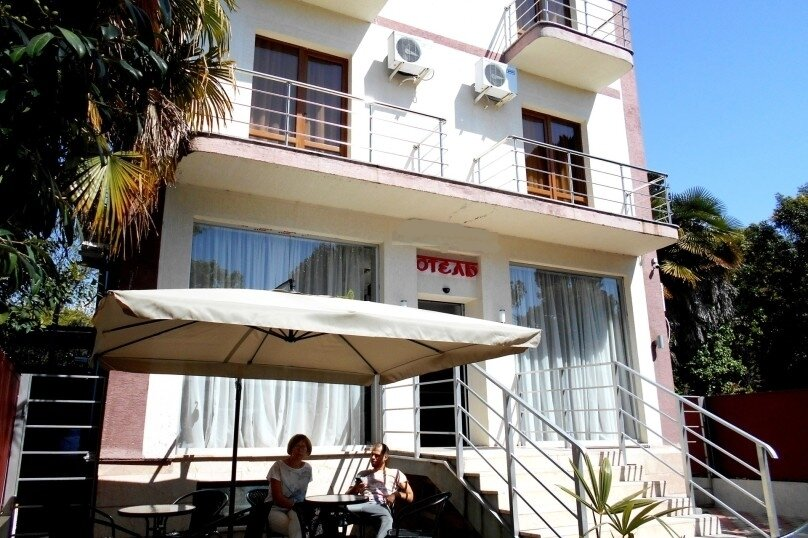 """Отель """"АМРИТА"""", проспект Аиааира, 14 на 17 номеров - Фотография 1"""